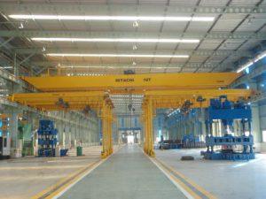 SSI Crane - Cikarang 1