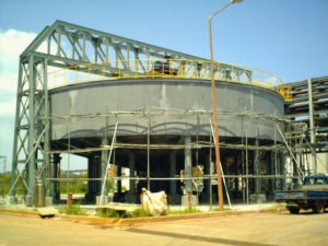 Thickener_Korea Chemical Plant